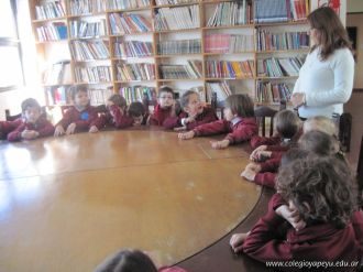 Primero en Biblioteca 1