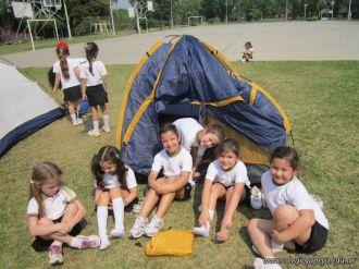 Campamento de 1er grado 61