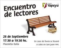 Encuentro de Lectores 2012 - Blog