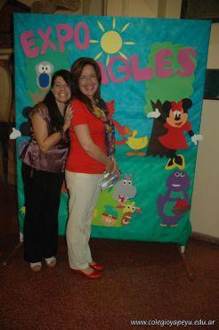 Expo Ingles del Jardin 2012 26