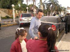 Ecobolsitas en la Puerta del Colegio 11