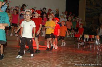 Cierre de la Doble Escolaridad de Primaria 201