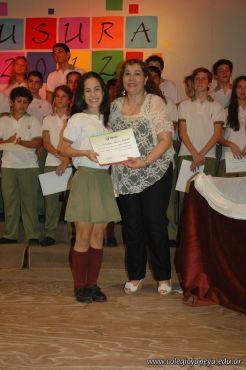 Acto de Clausura de la Educacion Secundaria 2012 86