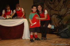 Acto de Clausura de la Promocion 2012 del Jardin 119