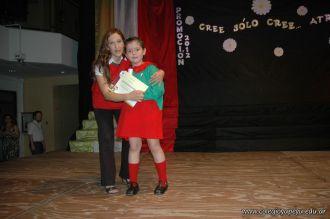Acto de Clausura de la Promocion 2012 del Jardin 120