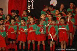 Acto de Clausura de la Promocion 2012 del Jardin 190