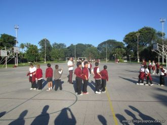 3er grado en el Campo Deportivo 1