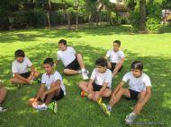 Primer Dia de Campo Deportivo de la Secundaria 3