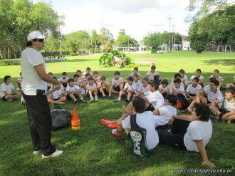 Primer Dia de Campo Deportivo de la Secundaria 9