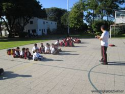 Sala de 3 empezo el Campo Deportivo 10
