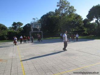 Sala de 3 empezo el Campo Deportivo 9