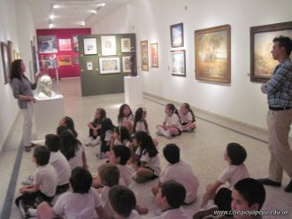 Visita al Museo 103