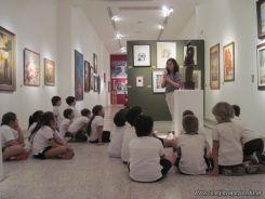 Visita al Museo 115