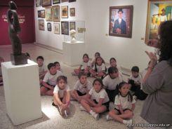Visita al Museo 116