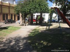 Cuidando una Plaza 19