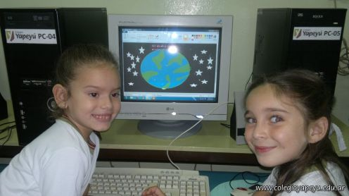 Dia del Planeta en Computacion 1