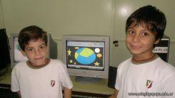 Dia del Planeta en Computacion 21