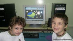 Dia del Planeta en Computacion 8