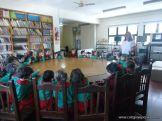 Salas de 4 en Biblioteca 26