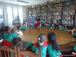 Salas de 4 en Biblioteca 33