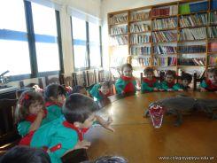 Salas de 4 en Biblioteca 44