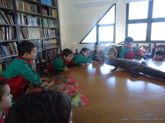 Salas de 4 en Biblioteca 45