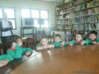 Salas de 4 en Biblioteca 56