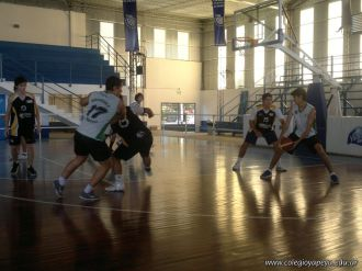 Torneo Intercolegial de Basquet 9