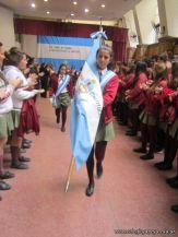Acto por el Dia de la Bandera de la Secundaria 38