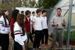 Visita a la Escuela de Jardineria Nro. 13 11