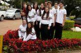Visita a la Escuela de Jardineria Nro. 13 14