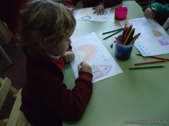 Tecnicas de Dibujo en Salas de 5 23