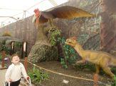 Dinosaurios en Salas de 5 6