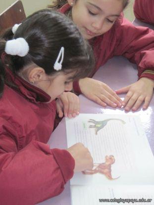 Estudiando a los Dinosaurios 12