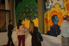 Inauguracion del Mural 34