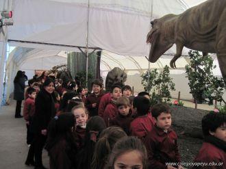 Primaria visito el Mundo Jurasico 36