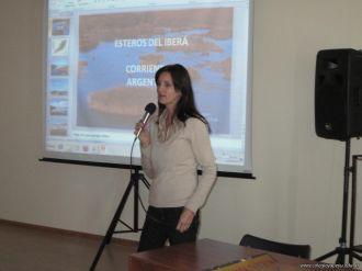 Charla sobre los Esteros del Ibera 1