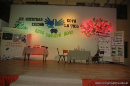 Expo Yapeyu de 3er grado 3