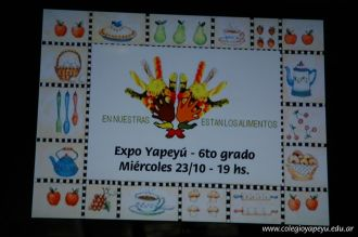 Expo Yapeyu de 6to grado 1