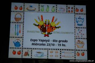 Expo Yapeyu de 6to grado 1