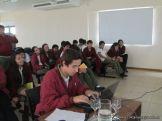 Videoconferencia con India 24