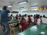 Visitamos la Facultad de Veterinaria 23