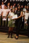 Acto de Clausura del Ciclo Lectivo 2013 de la Secundaria 74