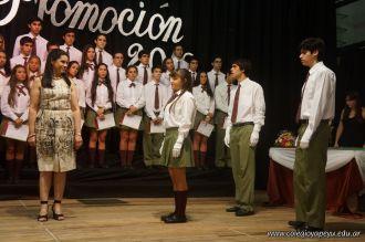 Acto de Colacion de la Promocion 2013 133
