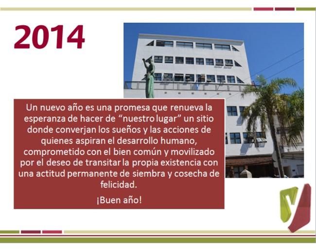 Bienvenidos 2014