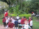 El Jardin comenzo las Clases en el Campo 49