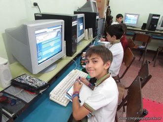 4to grado en Computacion 1