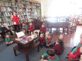 Alumnos de la Seño Carolina en Biblioteca 2