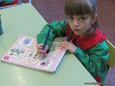 Aprendiendo Ingles en Salas de 5 17