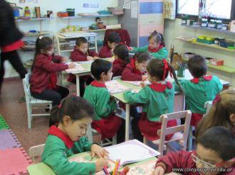 Aprendiendo Ingles en Salas de 5 20